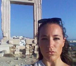 Vittoria commessa a Naxos in grecia