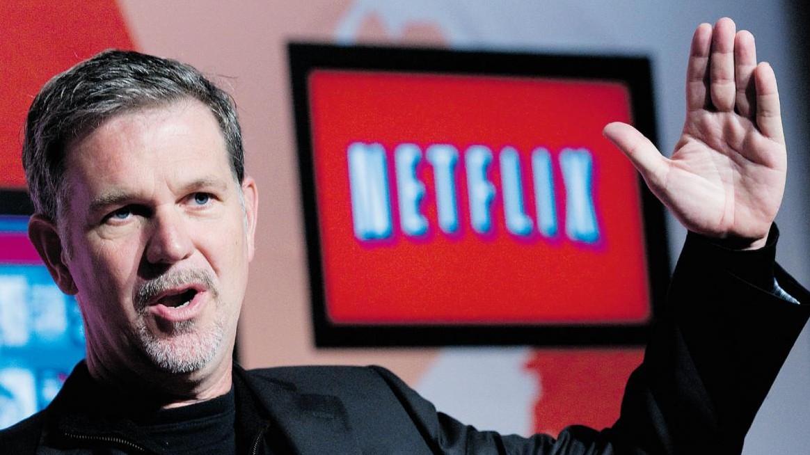 Risultati immagini per Reed Hastings